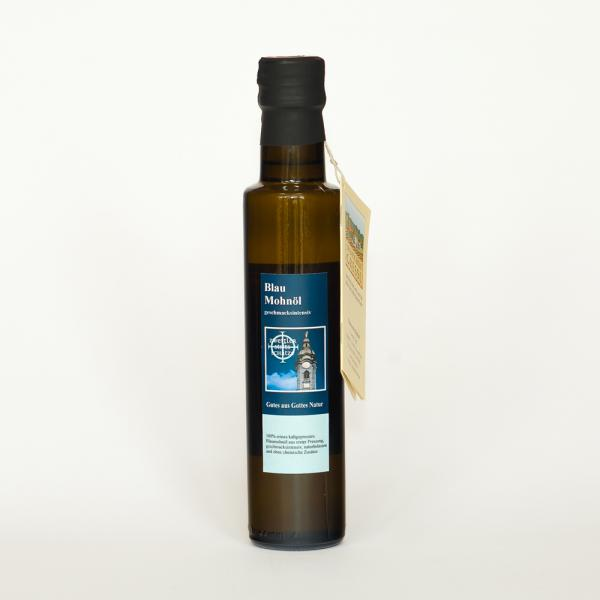 Waldviertler Blaumohnöl 250ml